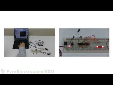 Analog to Digital Conversions - An Introduction To Microcontrollers - PyroEDU