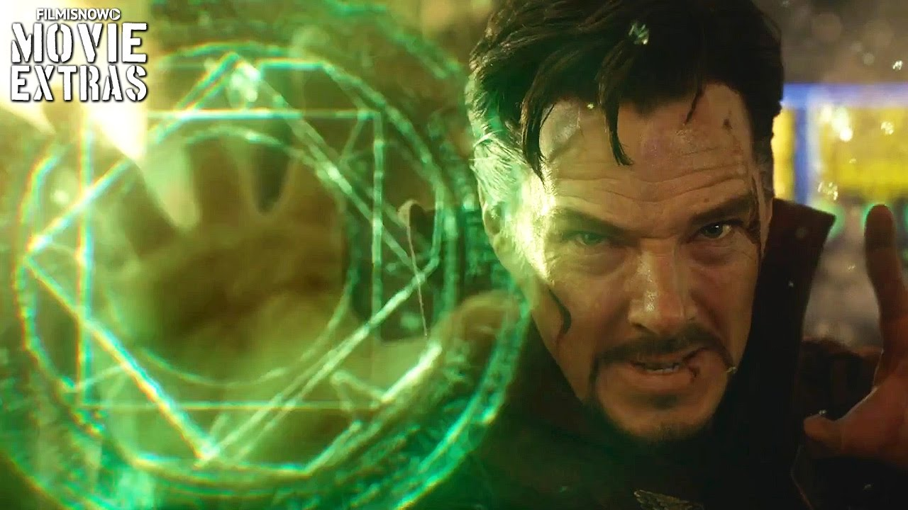 Doctor Strange 'Universes Within' Featurette (2016)