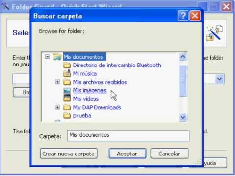 Кряк Folder Guard V8