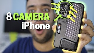 This iPhone Has 8 CAMERAS ?