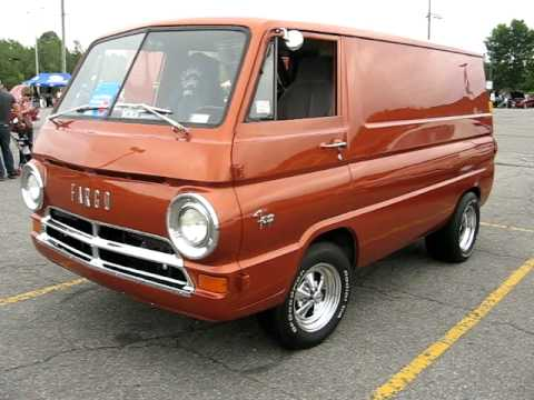 1967 Dodge Fargo Van At Kanata Cruise Show Youtube