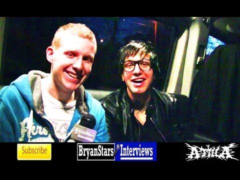Attila Interview #2 Chris Fronzilla Fronzak 2013