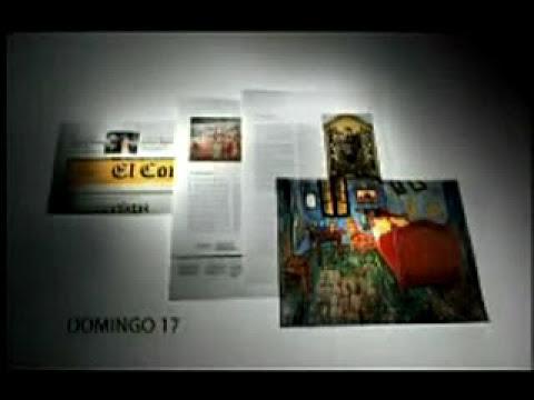 Publicidad de Susy Diaz Diario el Comercio Coleccion de Arte