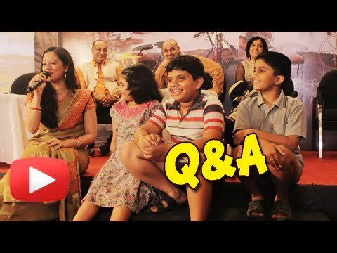 Best Wittiest Answers Given By Kids - Elizabeth Ekadashi Marathi Movie - Spruha Joshi video