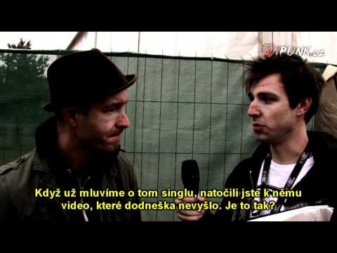 iPUNK.cz - Interview with Tom Thacker (Sum 41)