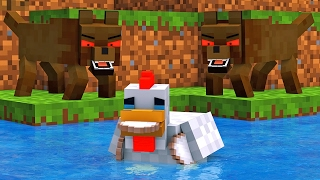 Chicken Life - Minecraft Animation