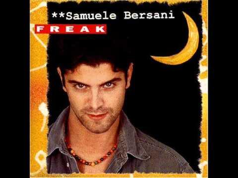 Samuele Bersani – Freak (studio version)