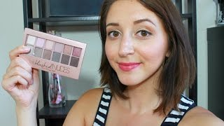 URBAN DECAY NAKED 3 DUPE | MAYBELLINE BLUSHED NUDES