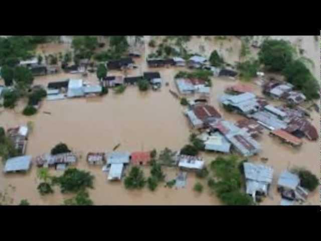 COLOMBIA ||| LA PREVENCIÓN, LA UNICA SALVACION ANTE LOS DESASTRES NATURALES