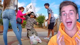 Soldiers Coming Home (Best Surprises)
