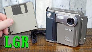 Sony Digital Mavica: 1997 Floppy Disk Camera Experience