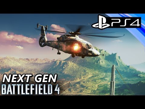 PS4 Battlefield 4 (BF4) Gameplay Multiplayer Livestream - NEXT GEN BATTLEFIELD