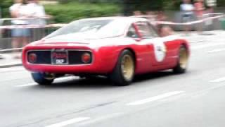 De Tomaso Vallelunga Gaisbergrennen 2009 Stadt Grand Prix