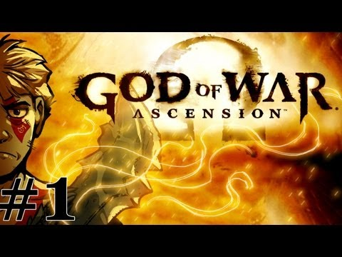 Kratos Ascends - God of War Ascension Gameplay Walkthrough w/ SSoHPKC Part 1 - Kratos is ALWAYS Angry