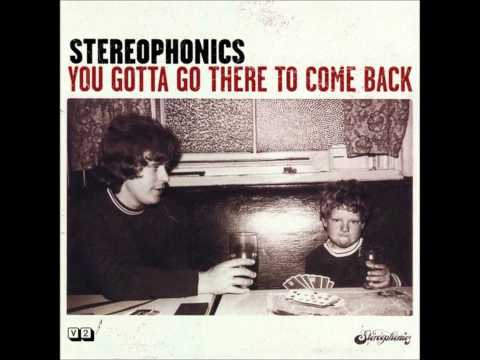 Stereophonics - You Gotta go There to Come Back FULL ALBUM