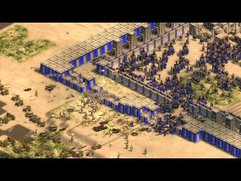EGYPT UNDER SIEGE - Age of Empires: Definitive Edition