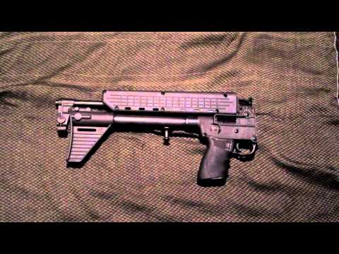 KelTec Sub 2000 .40 Glock version review - Pistol Caliber Carbine Shooting