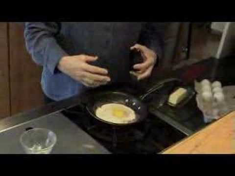 Betty Cichy's Fried eggs Video