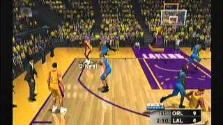 Sega Sports NBA 2k2 (X Box) Game Play