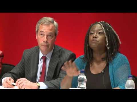 Nigel Farage - Rub our noses in Diversity - Mirror EU