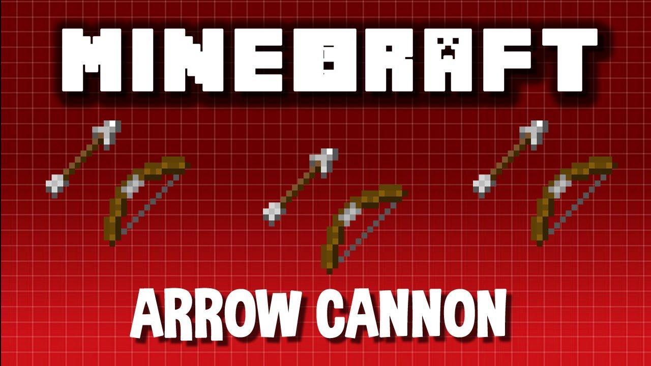 how to make a arrow minecraft