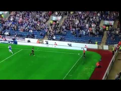 Blackburn rovers vs Leicester city 2012 highlights