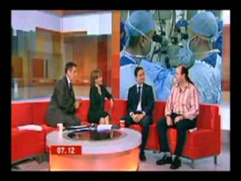 BBC Breakfast story: Gene therapy for blindness