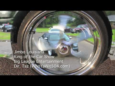 Jimbo Louisiana - King of the Car Show