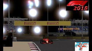 ACFL F1 2018 : rFactor 2  Bahrain Night