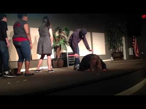 Everything:  Calvary Chapel School 7th Grade Drama