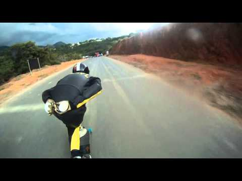 Campeonato de skate Downhill Speed - FINAL - 1° Secreto Downhill Day - Go Longboard ES