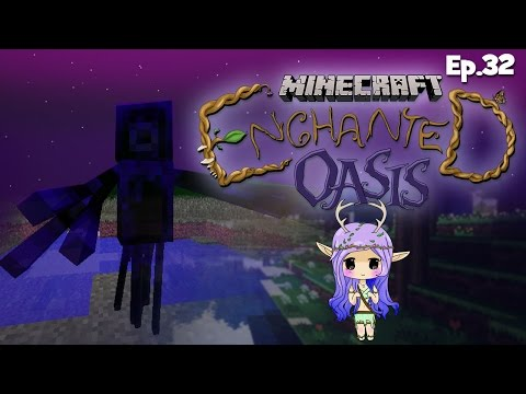 nightmares Minecraft Enchanted Oasis Ep 32 video