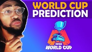 DAEQUAN FORTNITE WORLD CUP PREDICTION | FINDING YOURSELF | HIGH KILL FUNNY GAME (Fortnite)