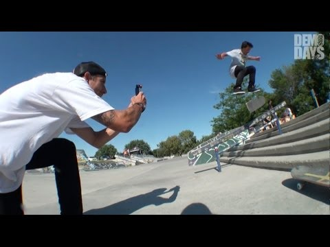 "RDS ""FSU"" TOUR AT ASHBRIDGES SKATEPLAZA :: TORONTO, CANADA"
