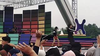 Utopia live in singaparna tasikmalaya 20 agustus 2017
