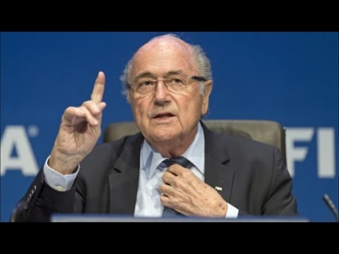 Coca-Cola And McDonald's Want Sepp Blatter To Resign