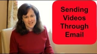 How To Add Video In Email