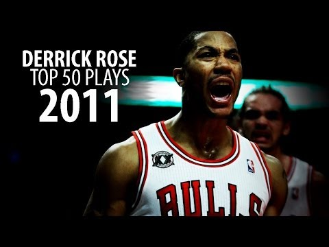 Derrick Rose - Top 50 Plays Of 2011 [Playoffs]