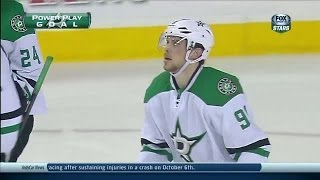 Tyler Seguin nets four goals against Flames