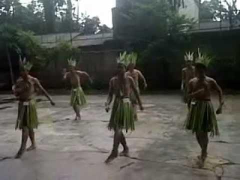 Tari Sajojo - Ap2 Smk Makarya 1 2013 video