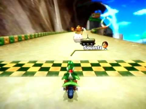 Mario Kart Wii Tournament 56