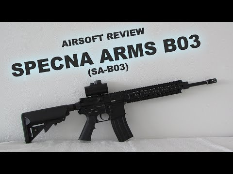 Review: Specna Arms B03 (SA-B03)