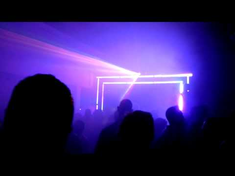 Laser Light Show with LEDS