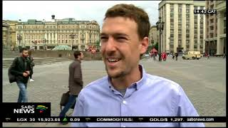 Moscow in full swing as 2018 World Cup nears