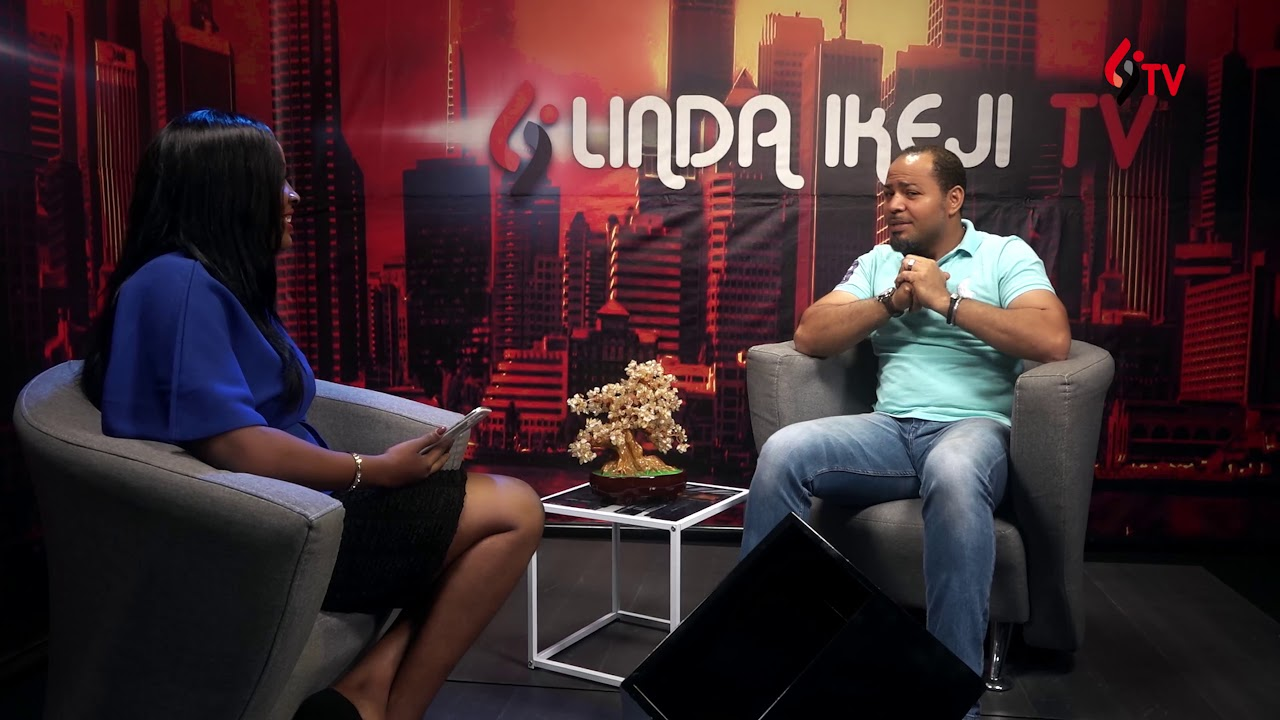 Ramsey Nouah interview on scandal-free marriage and coping with female fans — Linda Ikeji TV