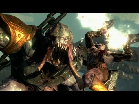 God of War Ascension: ALL Boss Battles and Ending