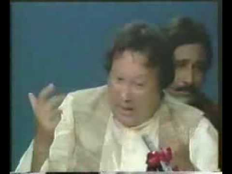Full Qawali Nusrat Fateh Ali Khan - Ni Meh Jana Jogi De Naal...