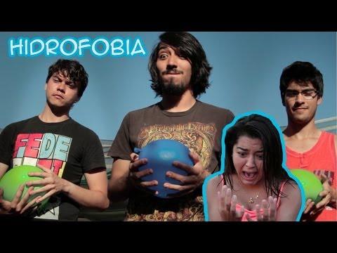 Hidrofobia: MIEDO AL AGUA !