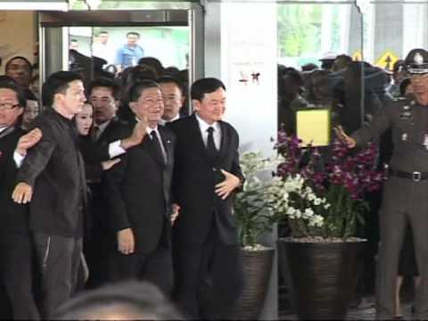 Fugitive ex-leader Thaksin dominates Thai election