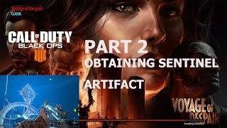 Obtaining SENTINEL ARTIFACT -  Call of Duty Black Ops 4 Voyage Of Despair Gameplay Part 2